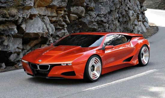 BMW M1 Homage Concept Car 1 550x326 Existing Concept Cars!