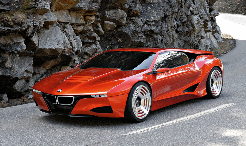 BMW M1 Homage Concept Car 1 300x177 BMW M1 Homage Concept Car 1