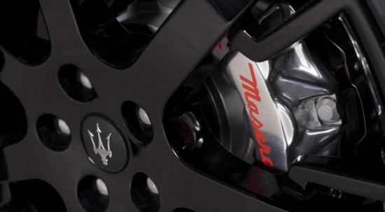 GranTurismo S Limited Edition 5 550x304 Maserati Grand Turismo S Special Edition Black