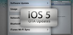 How to fix iOS OTA updates