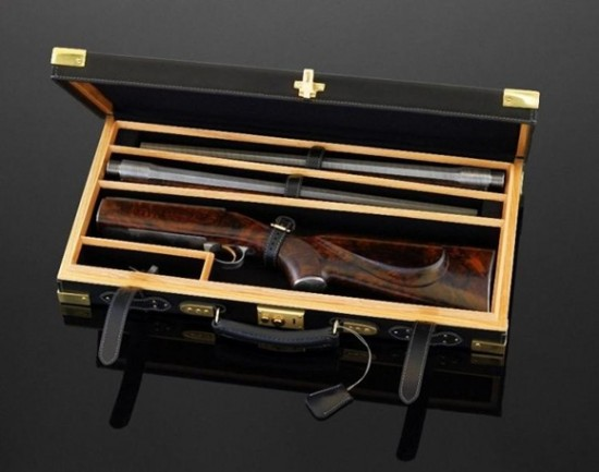 Most Expensive Shotgun 01 thumb1 550x433 The Most Expensive Shotgun Ever!