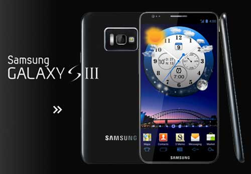 Samsung Galaxy SIII Top 10 most expected gadgets in 2012