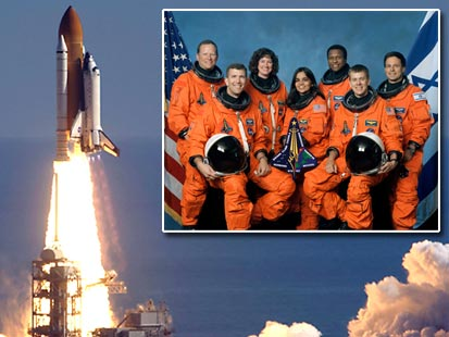 Space Shuttle Columbia Disaster Pt 4 Search for remains