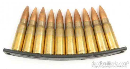 ak47 sks clip of 10 7ekm654x350ekm.62x39mm m43 soviet rounds 5050 p 550x294 How the AK 47 Evolved over Time