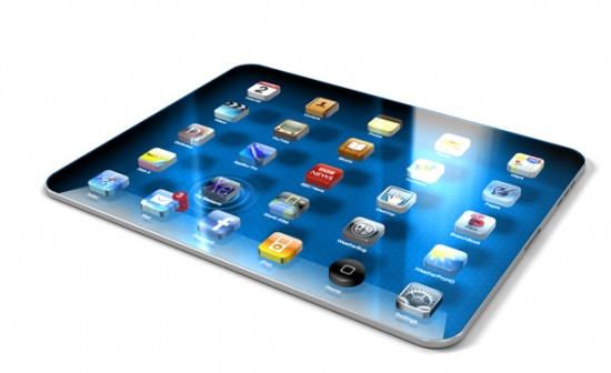 iPad 3 550x336 Top 10 most expected gadgets in 2012