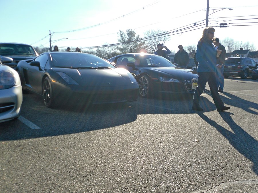 A Weekend Super Cars Party