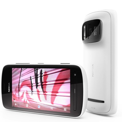 18258 Nokia Shocks Up The World By 41 MP Camera Phone