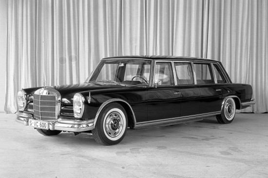 1963 600 Pullman 550x366 Top 10 Best Models of Mercedes