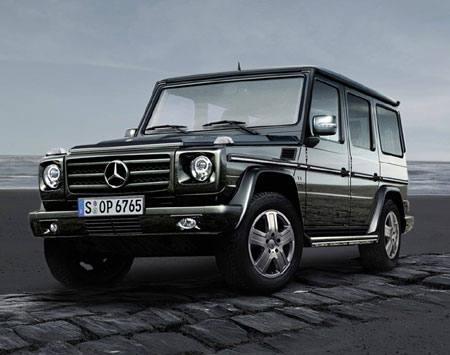 1979 Gelandewagen Top 10 Best Models of Mercedes