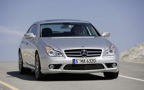 2004 CLS Top 10 Best Models of Mercedes