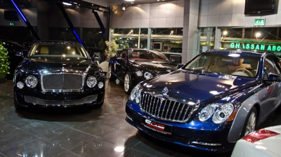670x377Image 10 550x308 You Name It And I Have It   The Worlds Best Car Showroom