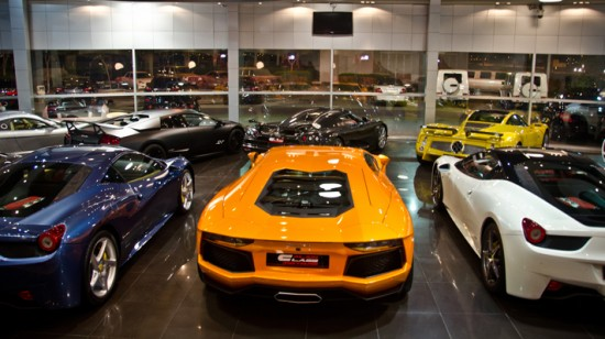 670x377Image 12 550x308 You Name It And I Have It   The Worlds Best Car Showroom