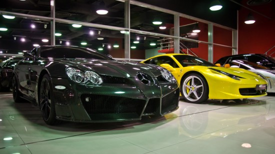 670x377Image 26 550x308 You Name It And I Have It   The Worlds Best Car Showroom