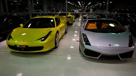 670x377Image 28 550x308 You Name It And I Have It   The Worlds Best Car Showroom