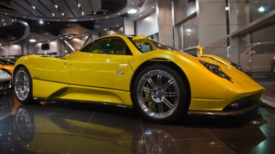 670x377Image 4 550x308 You Name It And I Have It   The Worlds Best Car Showroom
