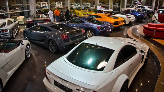 670x377Image 550x308 You Name It And I Have It   The Worlds Best Car Showroom