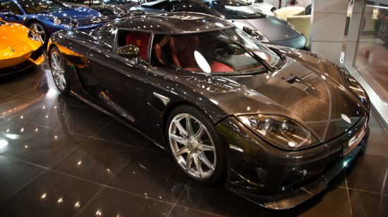 670x377Image 6 550x308 You Name It And I Have It   The Worlds Best Car Showroom
