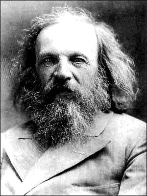 Dmitri Mendeleev Top 10 Scientists Deprived of Nobel Laureate
