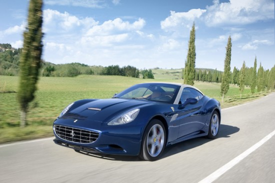Ferrari California Handling Speciale Package 644 550x366 Ferrari California Beams The Luxury