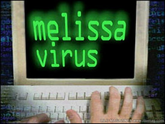 Melissa Top 10 Worst Viruses
