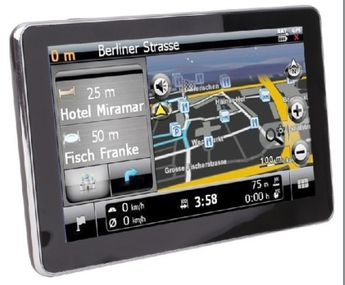 Portable GPS Navigators Top 10 Coolest Travel Gadgets