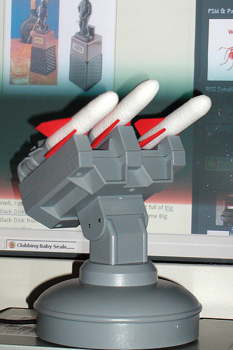 USB Air Darts Top 10 Strange Office Gadgets