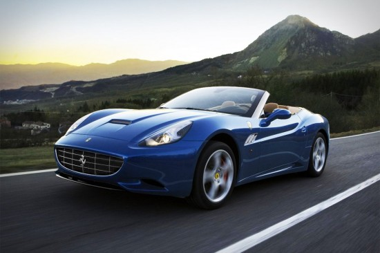 ferrari california handling speciale xl 550x366 Ferrari California Beams The Luxury