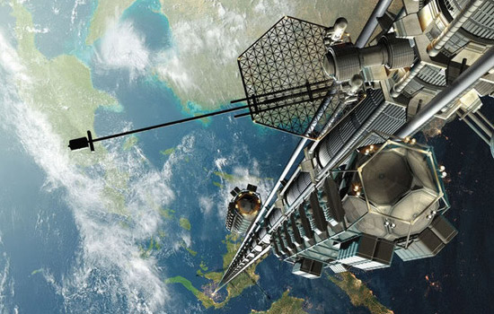 spacevador thumb 550xauto 84327 Japanese Company To Build an Elevator From Earth to Space