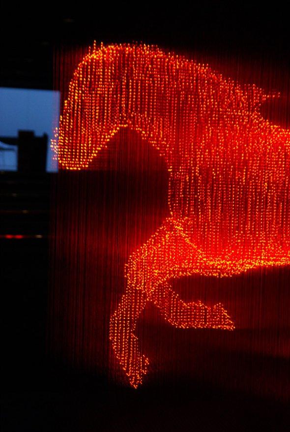 The Light Sculptures