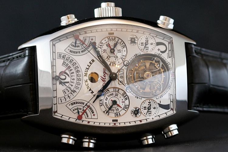 十大最复杂的手表 - wuwei1101 - 西花社