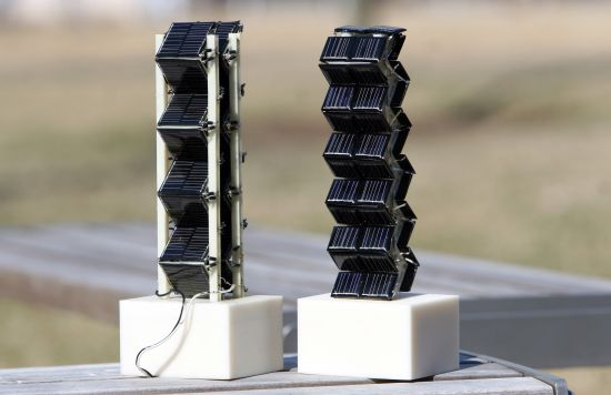 3dsolartower thumb 550xauto 872591 3D Solar Panels More Efficient Than Predecessors