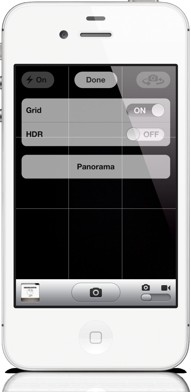 Enable iOS 5 panorama mode on your iPhone without Jailbreaking