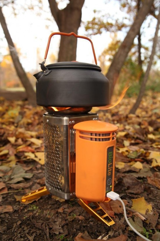 IMG 0148 550x824 Camp Stove Charges Your Phone As Well