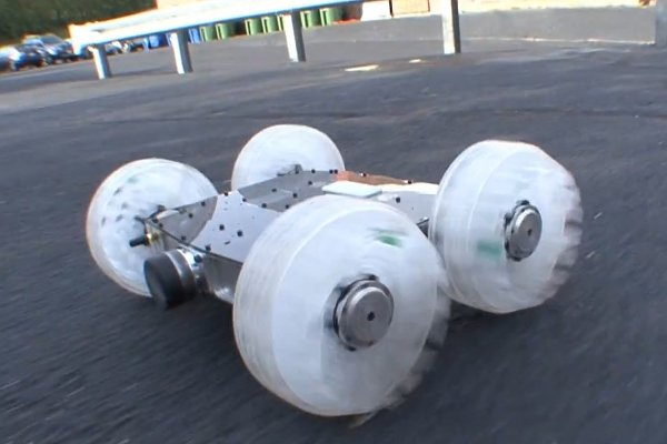 Sand Flea Jumping Robot Jumping Robot Optimized For Crossing Walls
