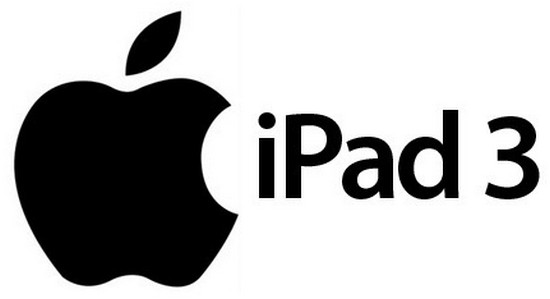 ipad 3 logo iPad 3     Coming to your desks!