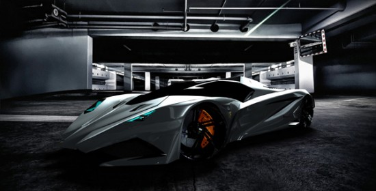 lamboferrucio2 550x280 Lamborghini Putting The Wild Concept