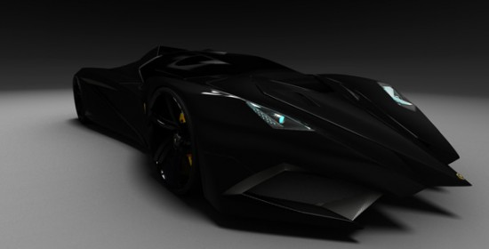 lamboferrucio4 550x280 Lamborghini Putting The Wild Concept