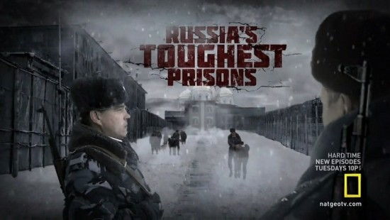 Russia's Toughest Prisons Black Dolphin