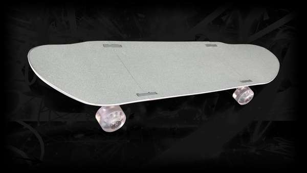 Three Pieced Skate Board