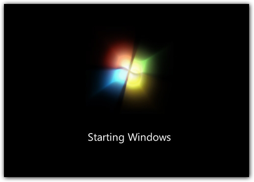 windows7 beta boot screen How To Restart Your Computer Without Actually Restarting It