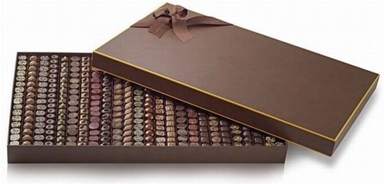 00023548 10 Most Expensive Choclates