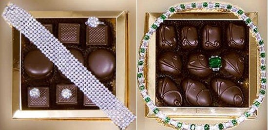 00024463 10 Most Expensive Choclates