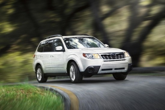 103 550x366 The Least Expensive SUVs and Crossovers for 2012