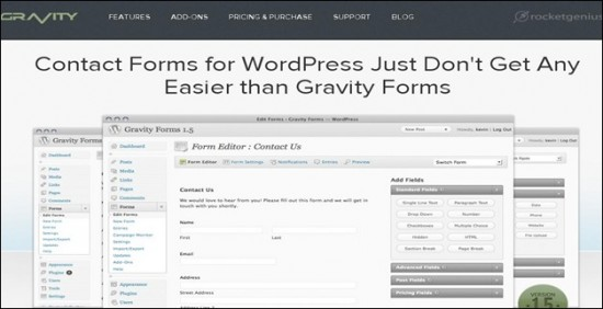 45 550x282 50+ of the Best WordPress Plugins