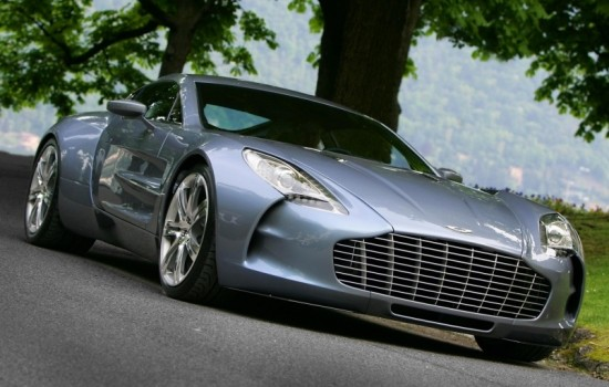 Aston Martin One 77 550x350 Top 10 Luxurious Cars