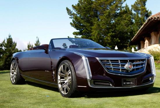 Cadillac Ciel 550x372 Top 10 Concept Cars