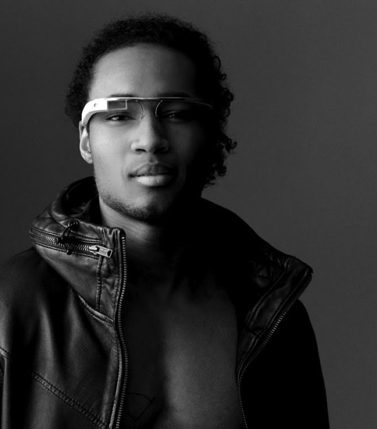 Google Project Glass unveil 02 550x625 Project Glass From Google Serves As An Augmented Reality