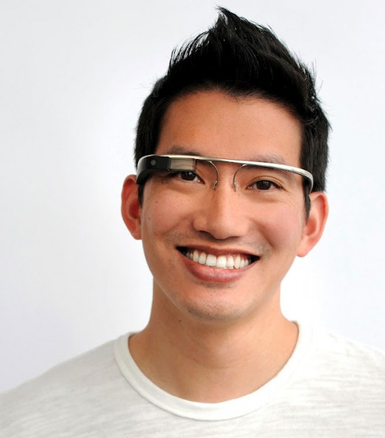 Google Project Glass unveil 03 550x625 Project Glass From Google Serves As An Augmented Reality