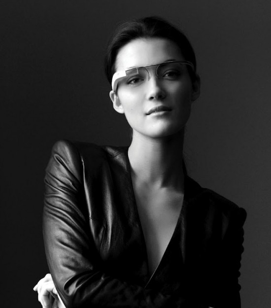 Google Project Glass unveil 04 550x625 Project Glass From Google Serves As An Augmented Reality