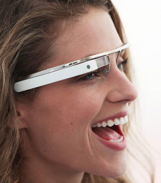 Google Project Glass unveil 05 550x625 Project Glass From Google Serves As An Augmented Reality